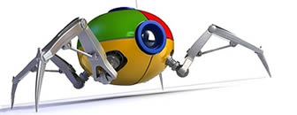 Google parsing the web
