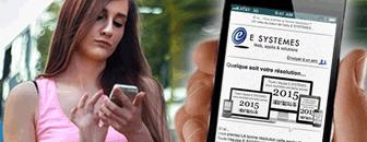 Les bonnes pratiques de la conception responsive pour les mails. Responsive emails for mobile devices.