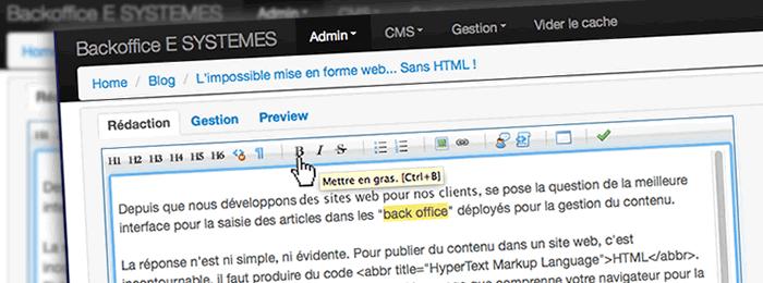 MarkItUp et Textile, le markdown pour un web sans HTML